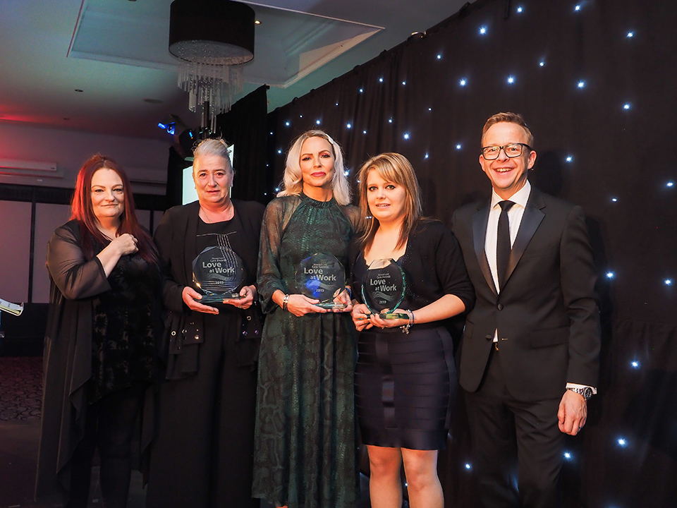 Woodchurch care awards